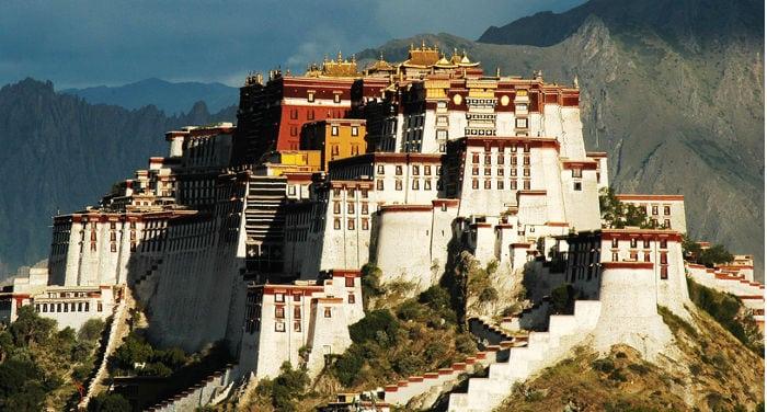 Tour a Tibet