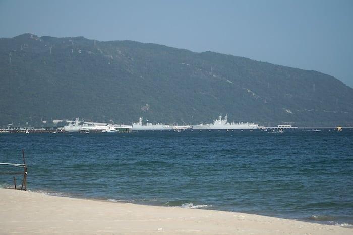 Base naval militar