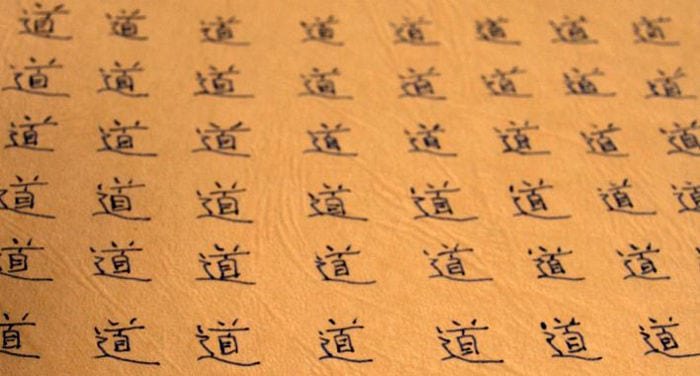 Hong Kong Alphabet Letters