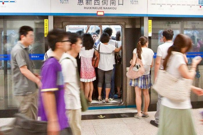 metro beijing china