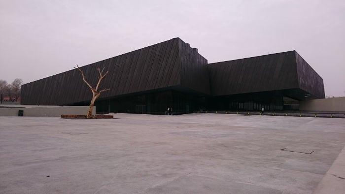 Museo del Escuadrón 731, Harbin