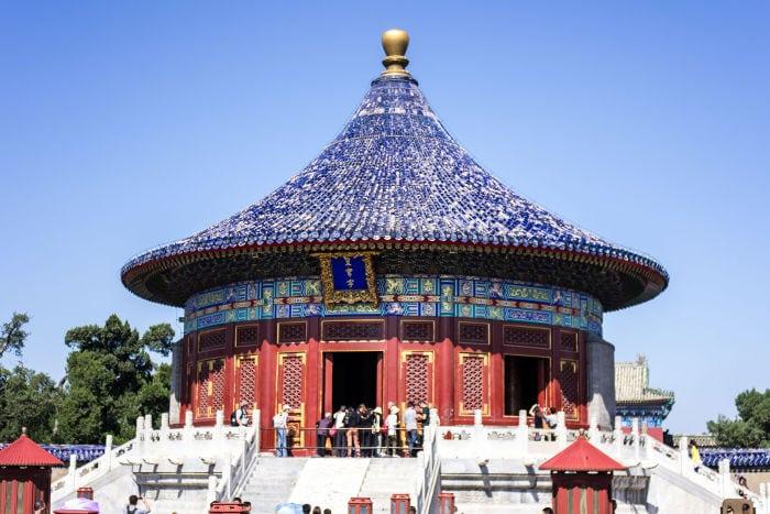 itinerarios de viaje por Beijing