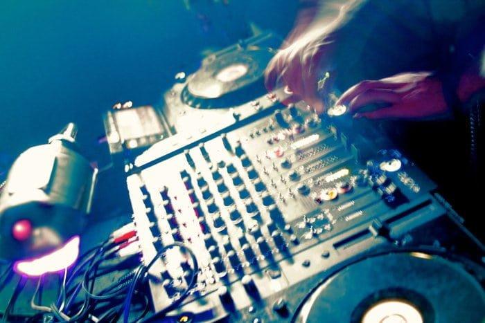 DJ en TAG