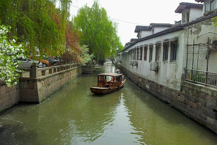 Suzhou-canales