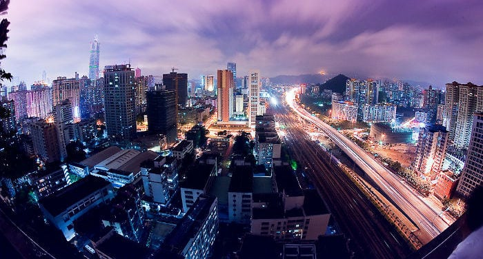 vivir y trabajar guangzhou