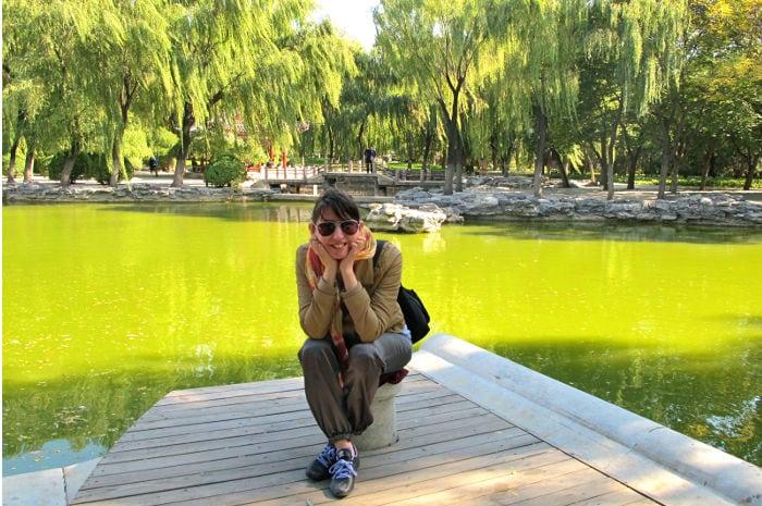 enseñar chino en beijing