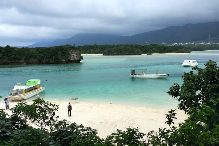 Kabira Bay