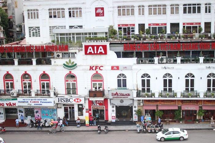 Cajeros automáticos en Vietnam