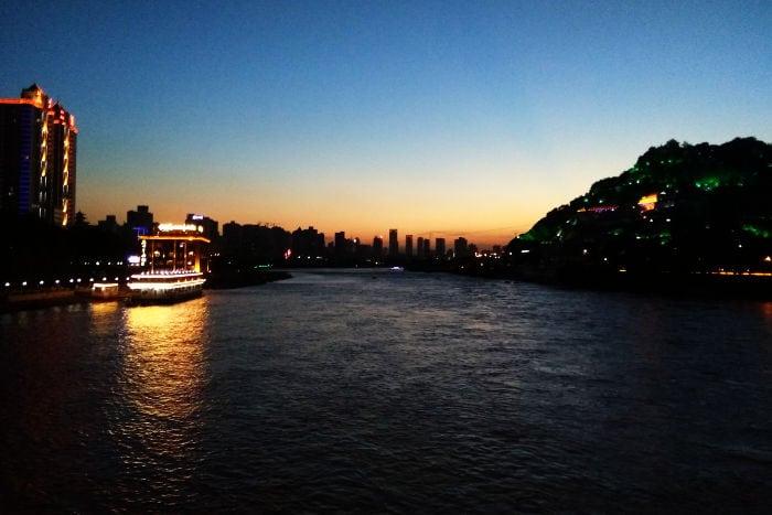 guia viaje lanzhou