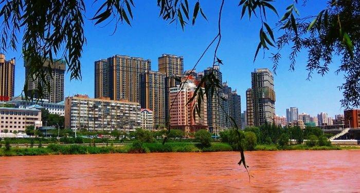 viajar lanzhou