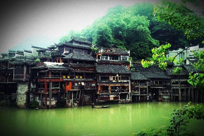 viajar hunan fenghuang