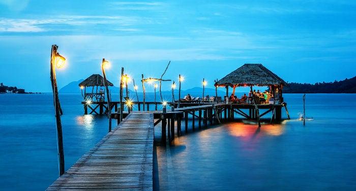 Reservar hotel en Tailandia