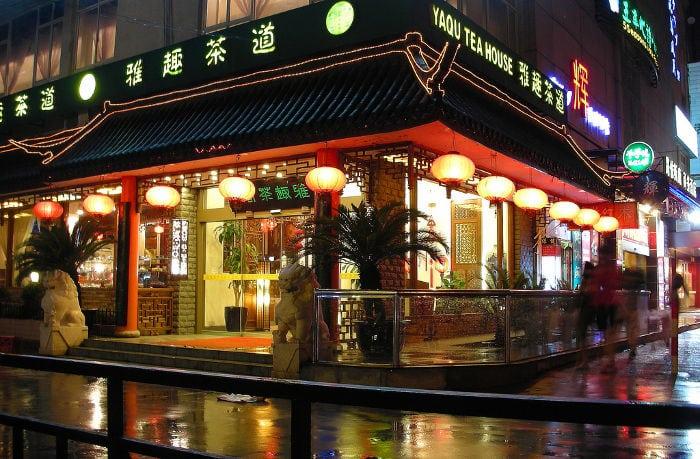 Dónde y qué comer en Shanghai