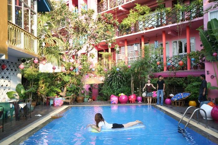 Hotel en Bangkok