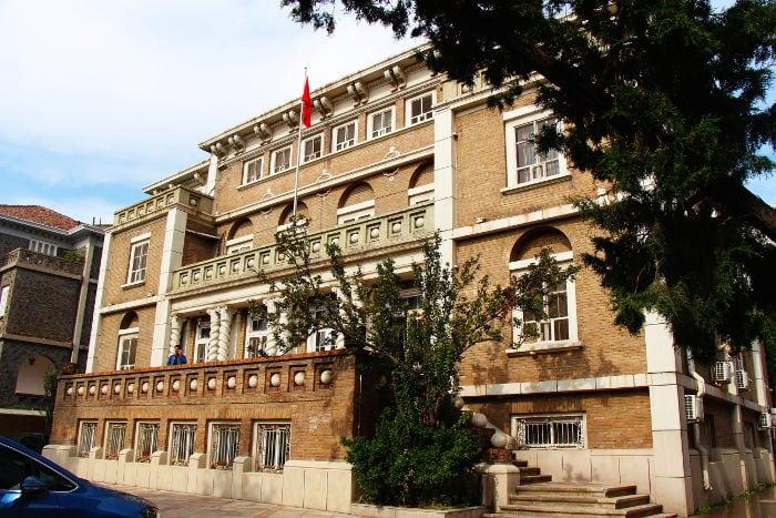 cinco avenidas tianjin