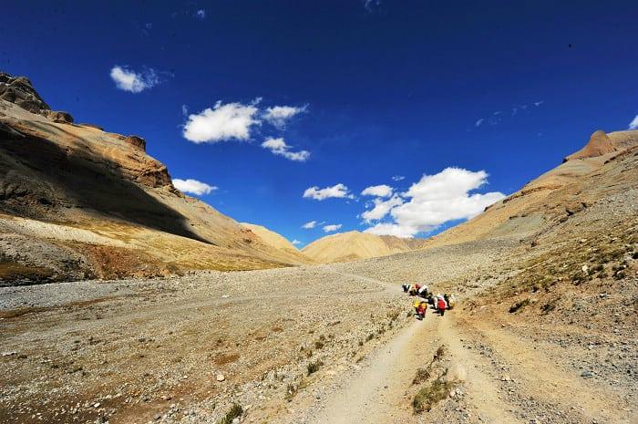 Cómo llegar al monte Kailash