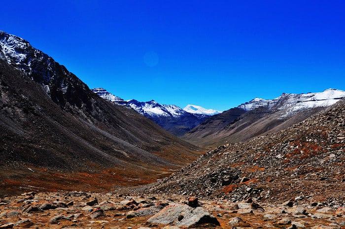 Kora de Kailash, Tíbet