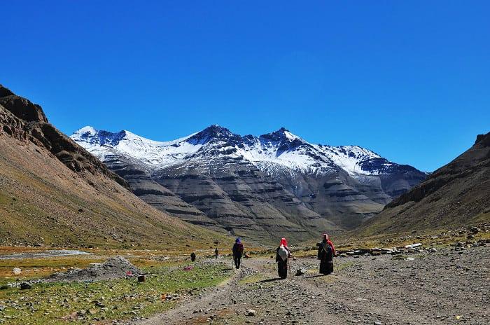 Tour a la Kora de Kailash