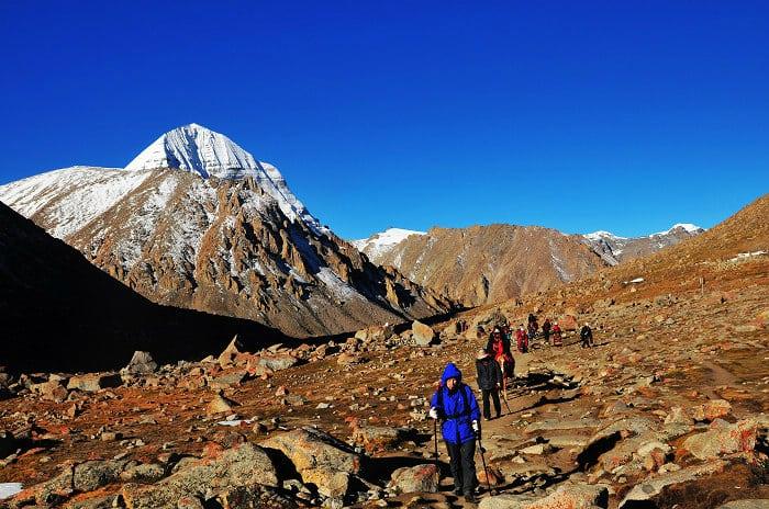 Viaje a la Kora de Kailash
