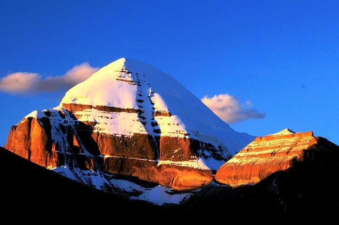 Visita al monte Kailash