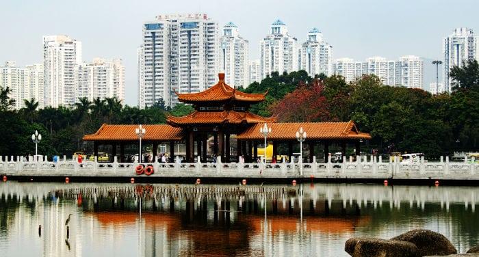 Estudiar Chino en Shenzhen
