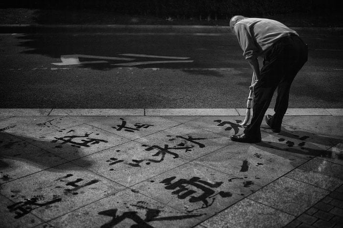 Adjetivos en chino