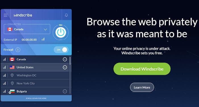 La mejor VPN gratuita para China