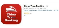 reservar trenes en China