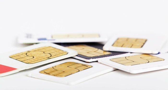 Tarjetas SIM prepago para Tailandia