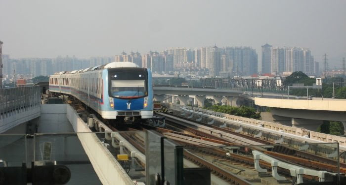 Cómo usar el metro en China