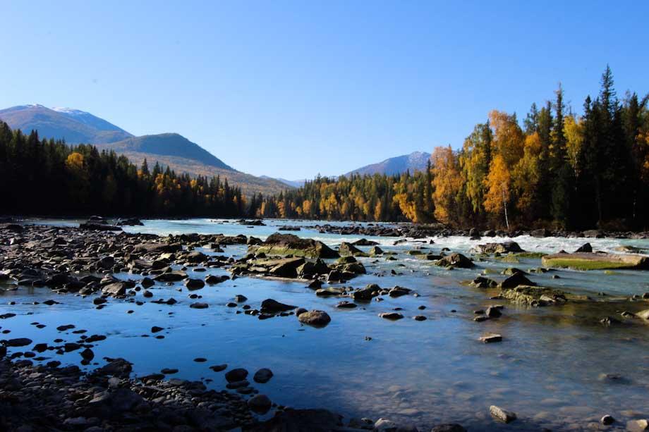 Reserva Natural Nacional de Kanas