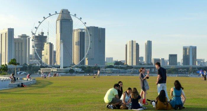 Coste de la vida en Singapur