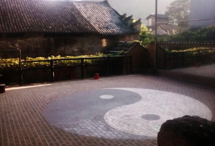 tai chi en Yangshuo