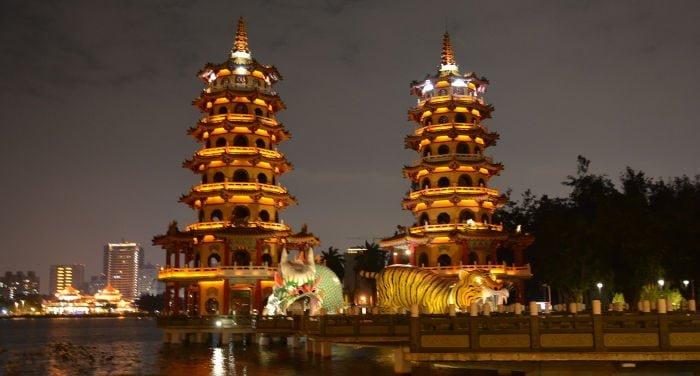 Viaje a Kaohsiung