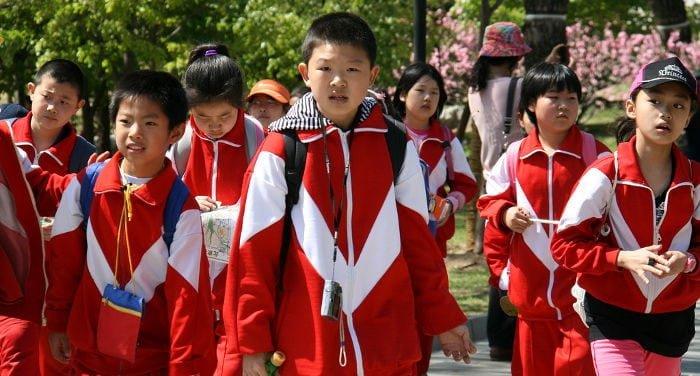 La política del hijo único en China