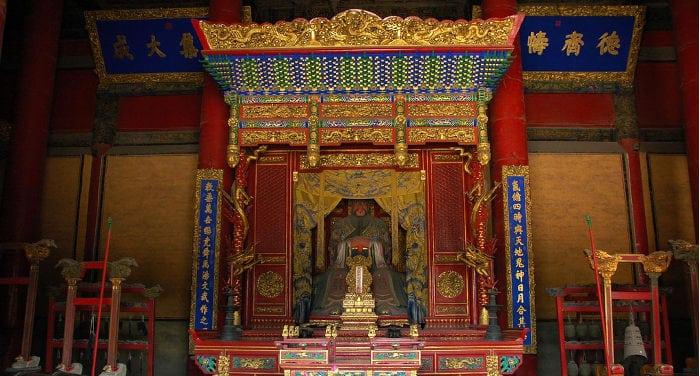 Viaje a Qufu - La ciudad de Confucio