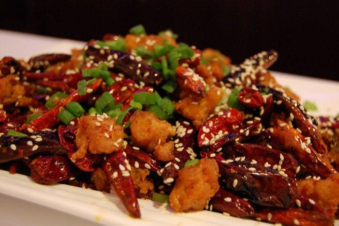 Comida en Chongqing