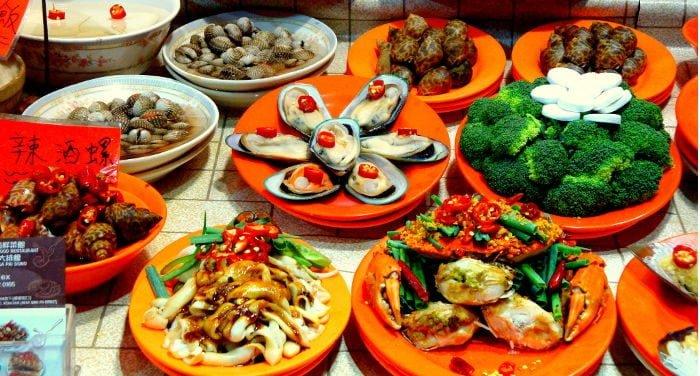 Las 8 tradiciones principales de la gastronomía china