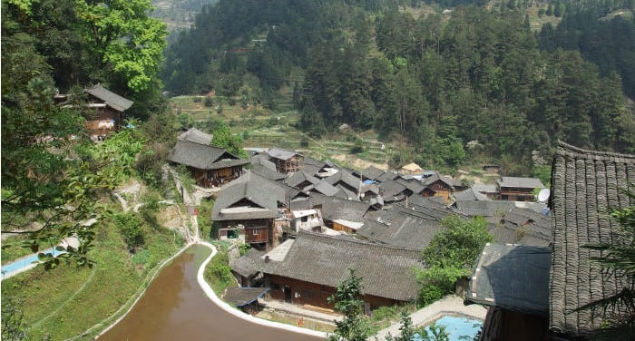 Viaje a Guizhou
