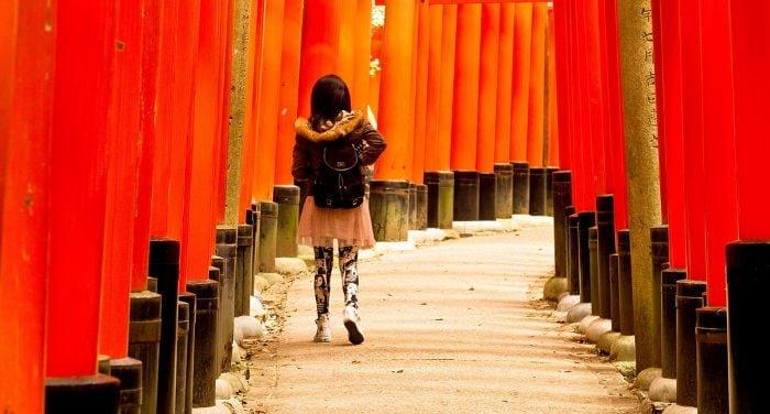 Consejos para viajar sola por Asia