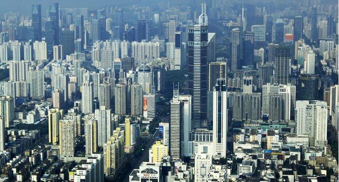Zonas de libre comercio en China