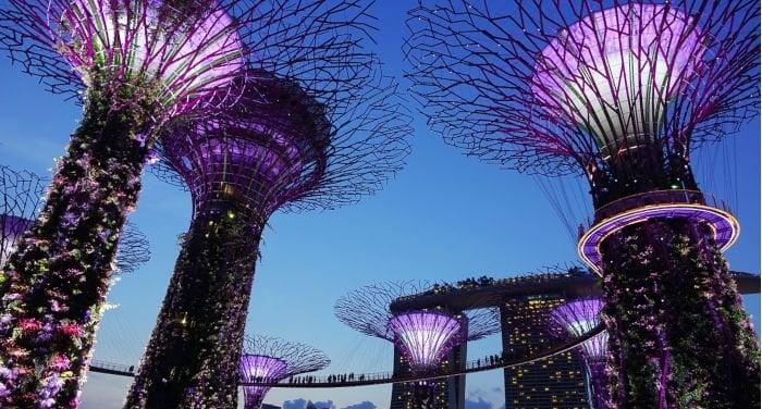 Estudiar chino en Singapur