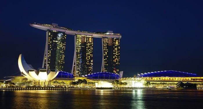 Viaje a Singapur
