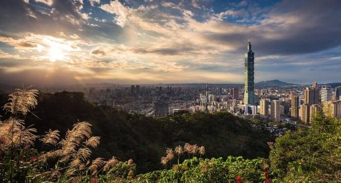 Viaje a Taiwán
