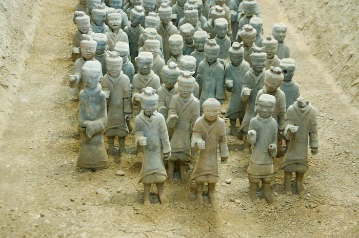 Ejército de terracota de Xuzhou