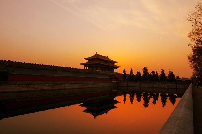 sistema de transporte en Beijing