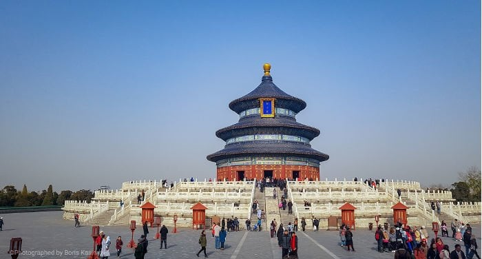Viajar a Beijing