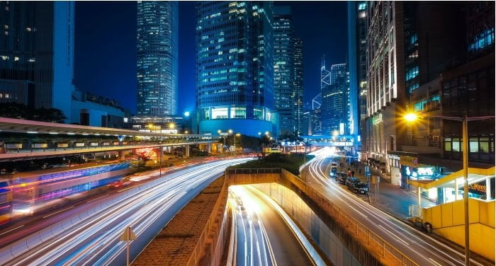 Espacios de coworking en Hong Kong
