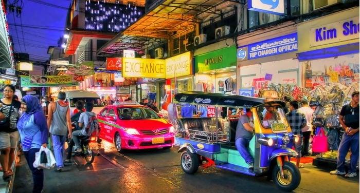 Las 8 estafas más famosas de Tailandia