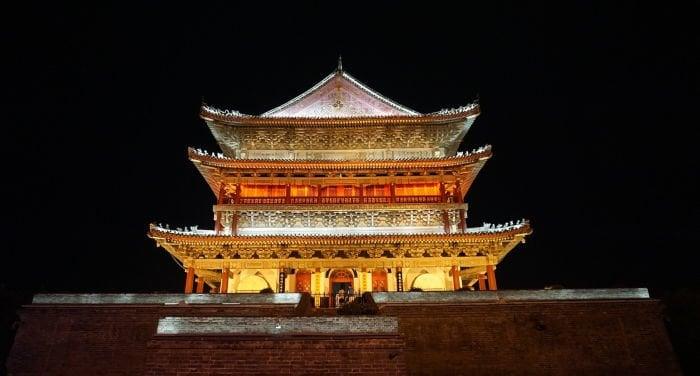 Estudiar chino en Xi'an